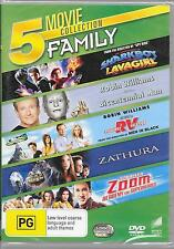 5 Movie Collection: Family