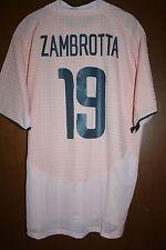 Maglia Shirt Trikot Juventus Zambrotta 03 04 Rosa Fastweb Nike Italia Calcio