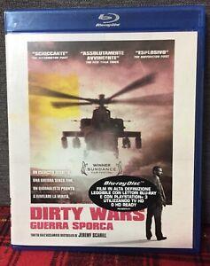 DIRTY WARS Guerra Sporca  Blu Ray Copertina non Perfetta Come Da Foto