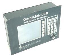 Link Systems Ot 800 Net Omnilink Lcd Operator Terminal Ot800