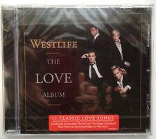 Westlife - The Love Album (2006) CD
