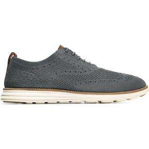 Cole Haan Mens OriginalGrand Gray Walking Shoes Sneakers 9 Medium (D) BHFO 6066