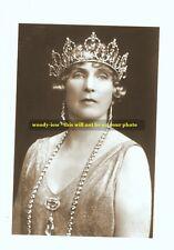 mm15-Queen Victoria Eugenie(Battenberg) of Spain mum Princess Beatrice-photo 6x4