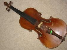 "Nicely flamed old 4/4 Violin  violon! ""Vaclav Kolak v. Caslavi"""