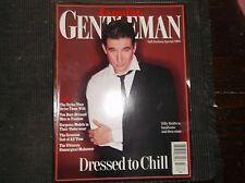 Vintage Fashion ESQUIRE GENTLEMAN/Fall 1994/Billy Baldwin Cover/RuPaul Redo+