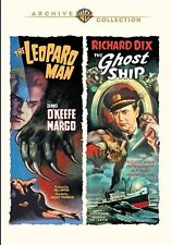 Leopard Man / Ghost Ship DVD (1943, 1952) - Dennis O'Keefe, Richard Dix