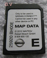 SD Card GPS Software for Nissan 3000