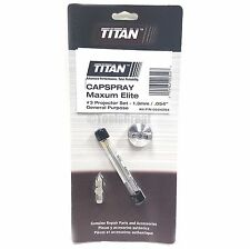 Titan 0524294 Capspray HVLP #3 Needle Projector Maxum Elite Gun Kit 1.3mm/ .054""
