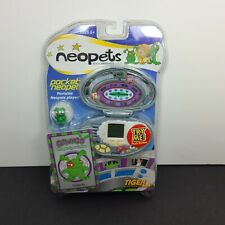 Neopets Pocket Grundo Portable Player Figure 2002 Electronic Handheld Game NEW