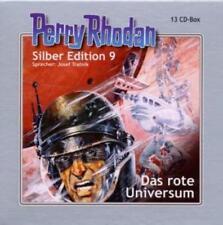 Perry Rhodan Silber Edition 09 Das rote Universum 13 CDs von Clark Darlton, Kur…