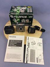 Fujifilm 4800 Zoom 2.2MP Digital Camera - Silver