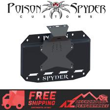 Poison Spyder Tire Carrier Delete Plate w/ Camera Mount for Jeep Wrangler JL