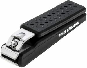Tweezerman GEAR Mens  Clippers Precision Grip Stainless Steel TOENAIL CLIPPER