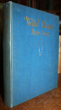 1938 Wild Chorus Peter SCOTT Signed Numbered Limited First Edition Birds Colour