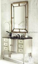 """Extra Large 49"""" HORCHOW Vanity MIRROR FRAMED Wall Mirror Venetian Traditional"""
