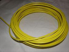 Bowdenzug Außenhülle Gelb Bremse und Schaltung  Teflon 2 m Rolle 1,95 € / m