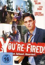 DVD NEU/OVP - You're Fired - Matt Dillon, Steve Zahn & Christina Applegate