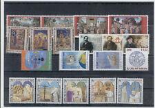 (FY01) Vatican 2001 Yearset MNH ** FREE POSTAGE **Q