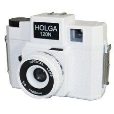 HOLGA 120N 120 N Medium Format Film Plastic Lens Toy Camera LOMO Snap 6x6 White
