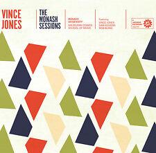 Vince Jones: The Monash Sessions (Jazzhead Records)
