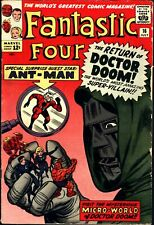 Fantastic Four #16 Silver Age Marvel 6.0