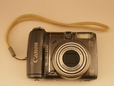 Canon PowerShot A590 IS 8MP Digital Camera 4x Zoom  - Gray Body