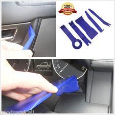 5in1 Blue Good Quality Car Off-Road Door Interior Trim Panel Clip Pry Open Tool