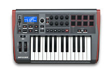 Novation Impulse 25 - USB Midi Controller Keyboard