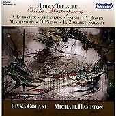 Hidden Treasure : Viola Masterpieces - Rivka Golani (2CD), , Very Good Import