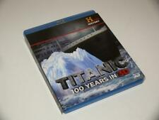 3D Blu-Ray ~ Titanic: 100 Years in 3D ~ History Channel Documentary