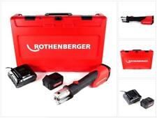 ROTHENBERGER ROMAX 4000 PRESSATRICE  Basic Set 4 ah. EU