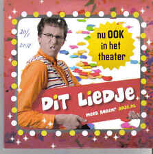 Adje-Dit Liedje cd single
