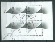 GB 1999 - Millenium - Time Keepers - Mini Sheet - Very Fine Used - Cat £20.00