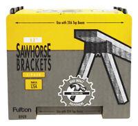 "Fulton Sawhorse Bracket Plastic 2 "" X 4 """