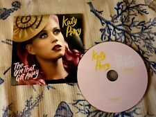 KATY PERRY - THE ONE THAT GONE AWAY - CD ULTRA RARE 2 TRACKS