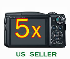 5x Clear LCD Screen Protector Guard Shield Film For Canon PowerShot SX60 HS