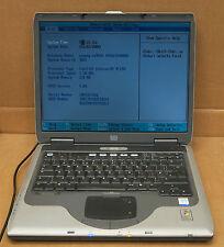 "COMPAQ NX9020-Celeron 1.30 GHz, nessuna memoria, 30GB HDD 15 ""Laptop difettoso"