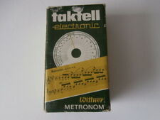 VINTAGE TAKTELL ELECTRONIC WILLNER BOXED + INSTRUCTIONS