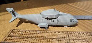 1/96 model Merlin crowsnest helicopter