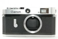Canon P 35mm Rangefinder Film Camera Body Only , Excellent ! 17114521
