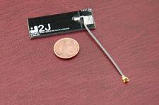 Alda PQ Antenna PCB per 2G, 3G (UMTS), WIFI, BT con U.FL Spina e 4,7cm Cavo
