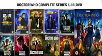 Doctor Who - Complete Series Season 1-11 (DVD, 58 Disc Set) New & Sealed