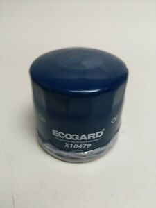 ECOGARD X10479 Spin-On Engine Oil Filter for Conventional Oil - Premium Replacem