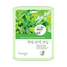 Natureby Green Tea Ultra Hydration Essence Mask Sheet 1pcs K-Beauty K-Cosmetic
