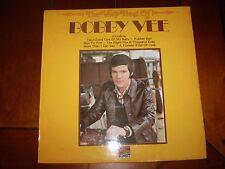 LE MEILLEUR DE BOBBY VEE VINYLE LP,ÉTAT PRESQUE PARFAIT ÉTAT