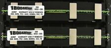 4GB 2X2GB APPLE MAC PRO 2008 3,1 800MHz FULLY BUFFERED MEMORY RAM