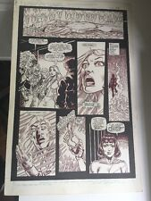 Lords of the Ultra-Realm Special #1  Page 23 Original Comic Art