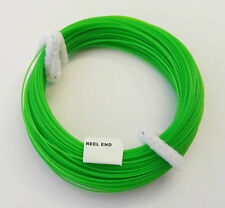 MDI Mill End Fly Lines Weight Forward 3 Green Intermediate WF3I British Made