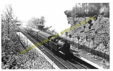 Kirkby in Ashfield Central Railway Station Photo. Hollinwell - Sutton in Ash (2)