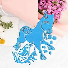 Deer Metal Cutting Dies Stencil Scrapbook Album Paper Card Embossing Craft DIY